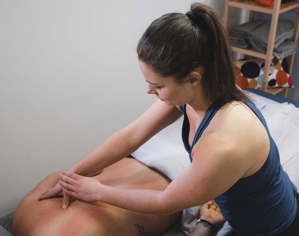 Rehabilitační a fyzioterapeutické centrum - Masáže