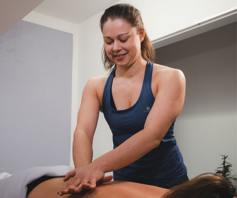 Rehabilitační vyšetření a funkční diagnostika pohybového aparátu a léčba bolestí - Masáže