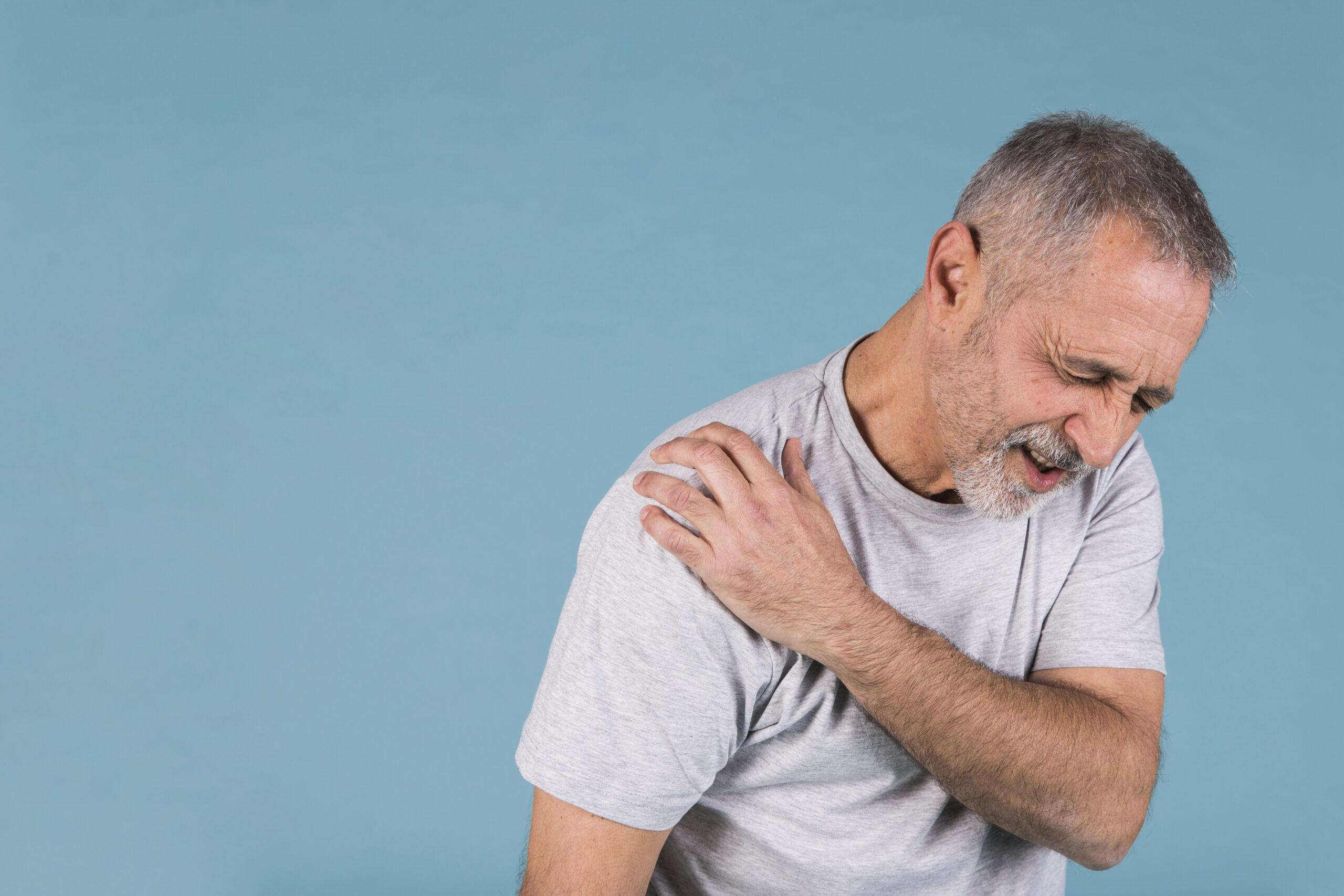 Ruptura svalů rotátorové manžety